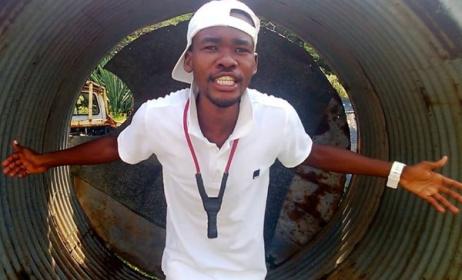 Morumokwano rapper RATASepedi. Photo: Facebook