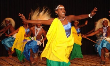 Rwandan Cultural Dancers. Photo: www.galleryhip.com