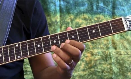 Girum Mezmur demonstrates legato.