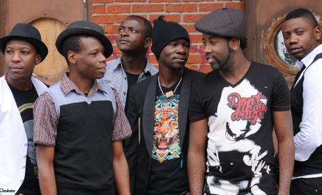 Zimbabwean band Mokoomba. Photo: www. zimlink.org