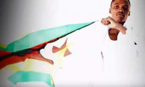 Zimbabwean artist Dereck Mpofu recently opened a new recording studio. Photo: Youtube