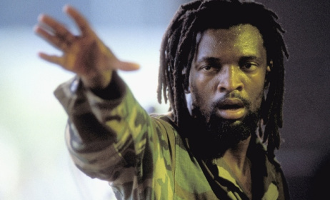 Lucky Dube. Photo: Frans Schellekens / www.mtv.com