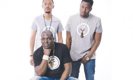 Mzee (front) and Rafiki are set to release a new album Timhamba, full of pan-African collaborations.