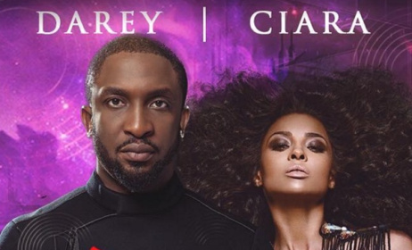Darey and Ciara will perform at the third 'Love Like a Movie' concert