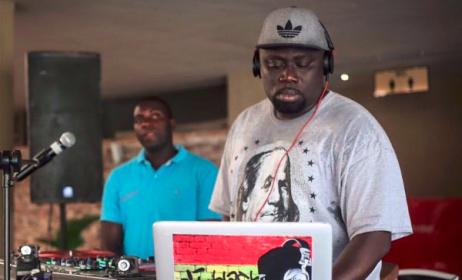 DJ Black has the most nominations heading to the 2016 Ghana DJ Awards
