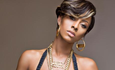 Keri Hilson. Photo par ohmymag.com