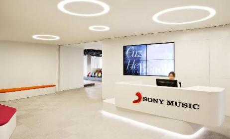 Sony Music étend ses activités à travers l'Afrique