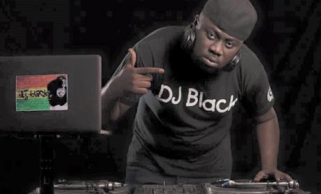 DJ Black has been named Ghana's Best DJ for the fourth time in a row.