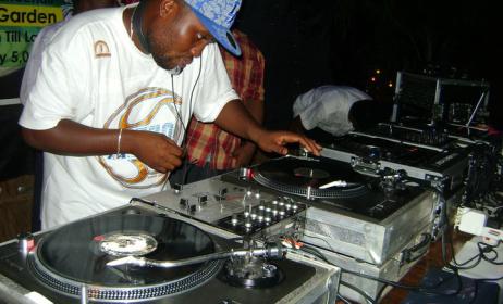 Tanzania's DJ P Q. Photo: www.deejaydullah.blogspot.com