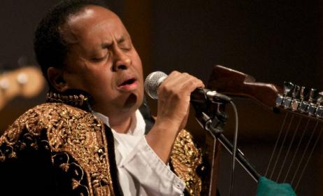 Ethiopian artist Fantahun Shewankochew. Photo: www.fantahun.com