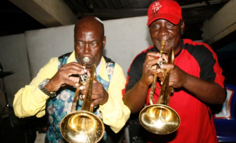 some of the DDC Mlimani Park Orchestra. Photo: www.tanzaniadance.blogspot.co.ke