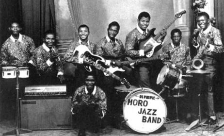 Tanzania's Morogoro Jazz Band at RTD. Photo: www.youtube.com