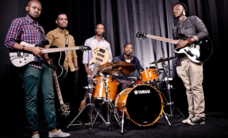 South African band The Muffinz. Photo: www.youthvillage.co.za
