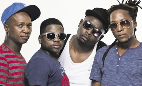 South African group Uhuru will headline Blankets & Wine in Kampala, Uganda this weekend.