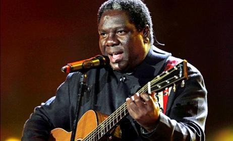 South African artist Vusi Mahlasela. Photo: www.nydailynews.com