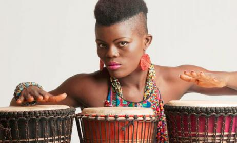 Wiyaala will be performing at the 2016 Ghana Music Week