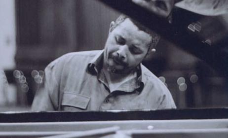 Late pianist Bheki Mseleku. Photo: www.jazzsteps.co.uk