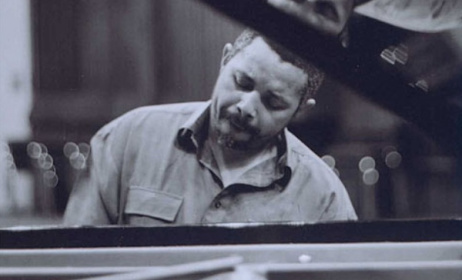 Late pianist Bheki Mseleku. Photo: www.jazzsteps.co.uk