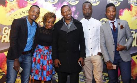 Artists at the 2016 Groove Awards nominations party. Photo: Groove Awards/Facebook