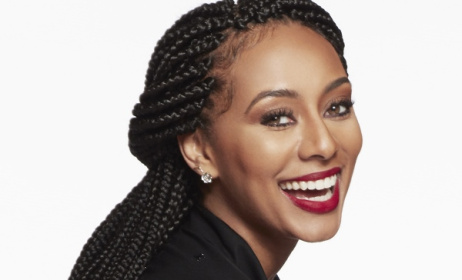 American singer Keri Hilson is the face of this year's Airtel Trace Music Star talent search.