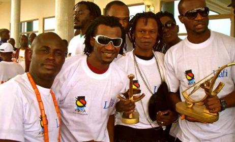 Previous Kora winners. Photo: Kora Awards / Facebook