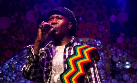 Ugandan artist Maddox Ssematimba. Photo by Bwette Photography