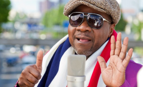 Congolese star Papa Wemba died on stage in Abidjan over the weekend.