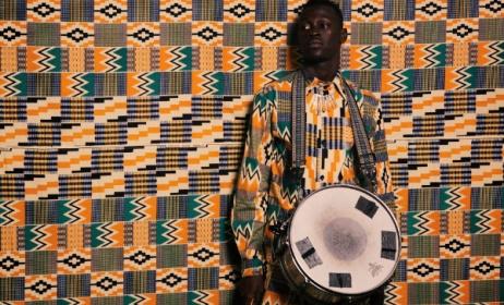 Songhoy Blues. Photo: www.oscarhudsonfilm.com