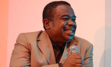 Tony Okoroji. Photo: Erave
