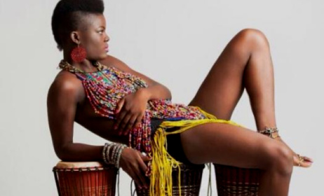 Ghana's Wiyaala will perform at WOMAD in the UK in July.