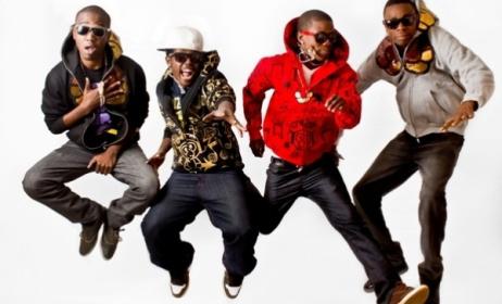 Popular Zambian hip-hop outfit Zone Fam.