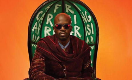 Black Coffee will get a special International Achievement Award at the 2016 SAMAs. Photo: MixMag