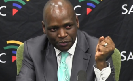 SABC COO Hlaudi Motsoeneng has announced drastic changes to local airplay quotas. Photo: teeveetee.blogspot.co.za