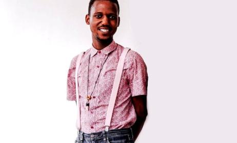 Kenyan electronic music producer Jinku. Photo: www.thefader.com