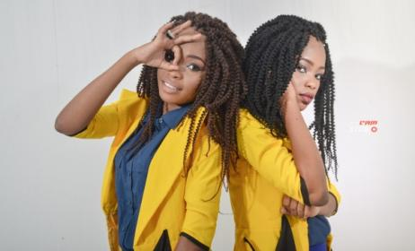 Tanzanian duo Kioo are set to release their debut EP. Photo: www.panamusiq.com