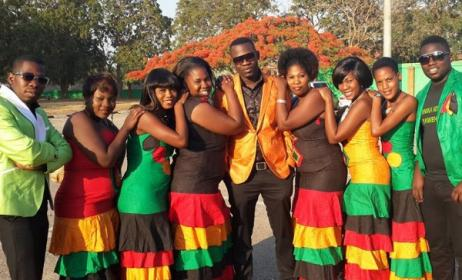 Popular Zambian gospel group Peace Preachers. Photo: Facebook
