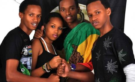 Members of Rwanda's Strong Voice Band. Photo: www.newtimes.co.rw
