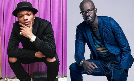 Wizkid and Black Coffee are nominees at the 2016 BET Awards. Photo: Vogue, SF Weekly