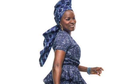Angélique Kidjo (Photo) : Gilles-Marie Zimmerman