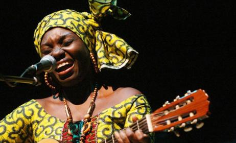 Annie Flore Batchiellilys. Photo: gabonreview.com