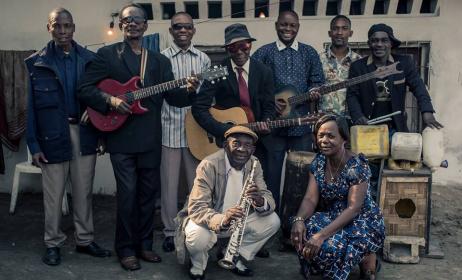 Bakolo Music International. Photo: Facebook Bakolo Music International