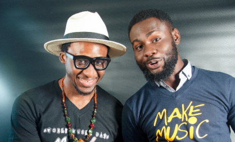 Bez and Pita will be performing at the Make Music Lagos concert