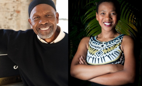 Caiphus Semenya and Siya Makuzeni are two of the many performers for this year's National Arts Festival in Grahamstown.