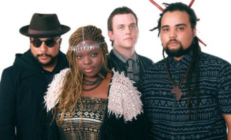 SA band The City will play at the Karibu Music Festival in Bagamoyo, Tanzania. Photo: karibumusic.org