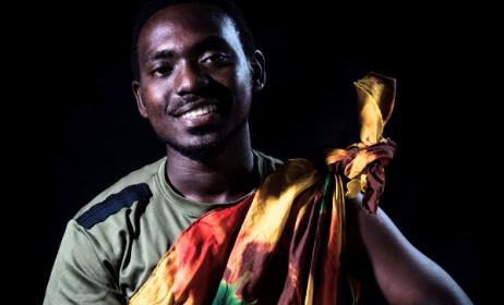 Haka Mukiga will perform at the LaBa! Festival in Kampala.