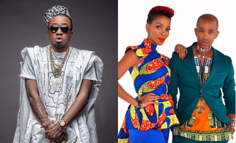Ice Prince and Mafikizolo will have personal items exhibited at the Grammy Museum. Photo: BN, MCBN