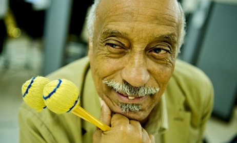 Ethiopian jazz legend Mulatu Astatke is touring Australasia. Photo: thequietus.com