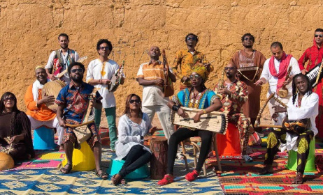 The Nile Project musicians set to tour Belgium and the UK this month.