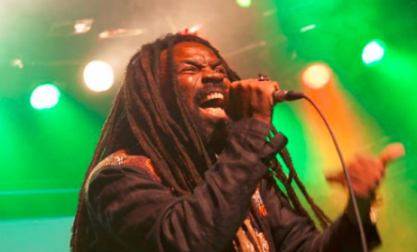 Rocky Dawuni is set to tour Europe. Photo: Facebook