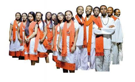 Tana Gospel Choir. Photo: macp.gov.mg